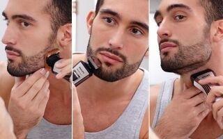 Профессиональный шейвер для бороды – что это такое, советы по выбору и использванию