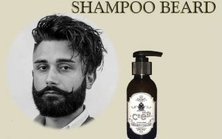 Шампуни для бороды: обзор, какие лучше