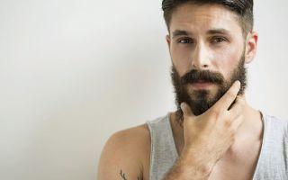 Мази для роста бороды