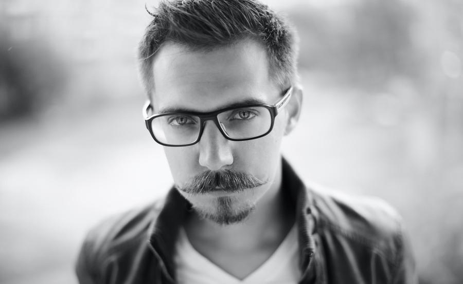 Борода в форме Якоря