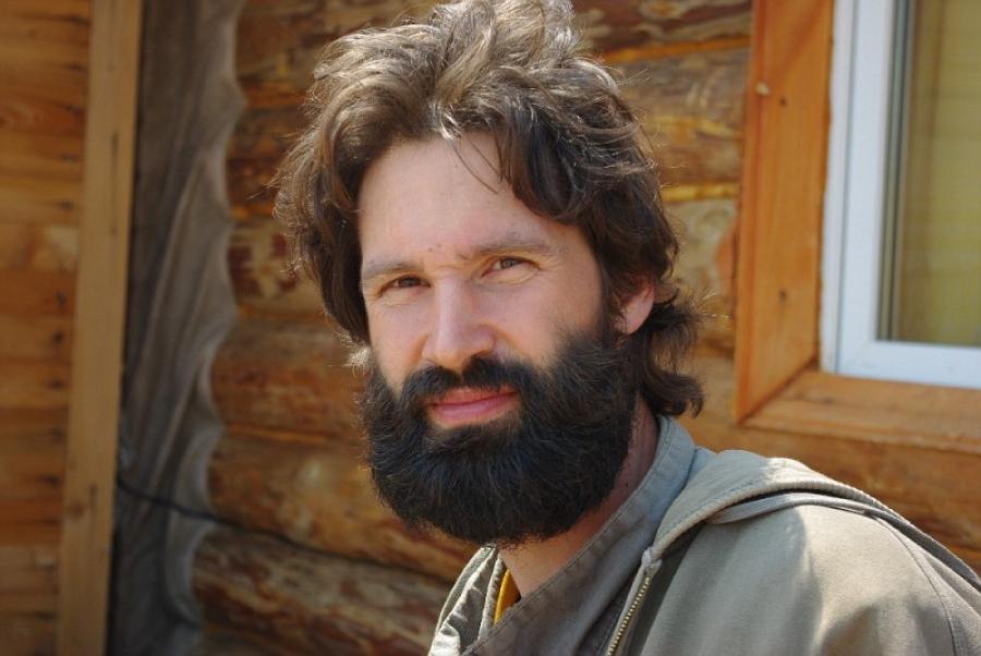 Классическая русская борода