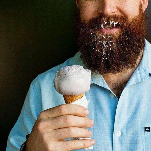 Грязная борода
