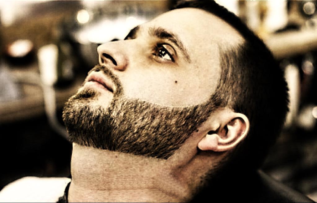 Результат моделирования бороды