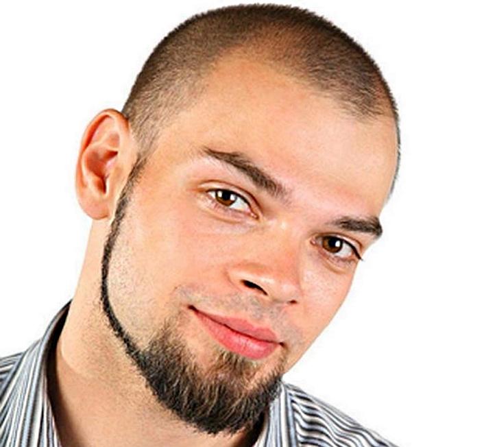 Фото бороды без усов