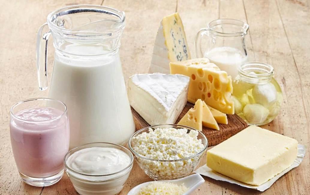 Добавление кисломолочных продуктов в рацион