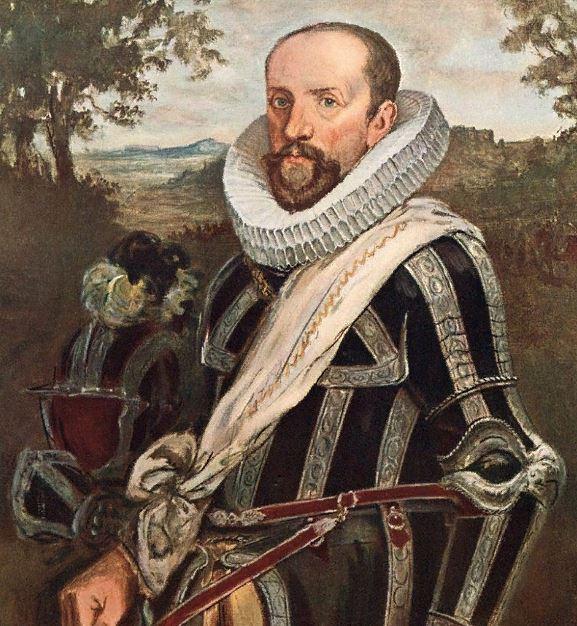 Эспаньолка у Генриха четвертого