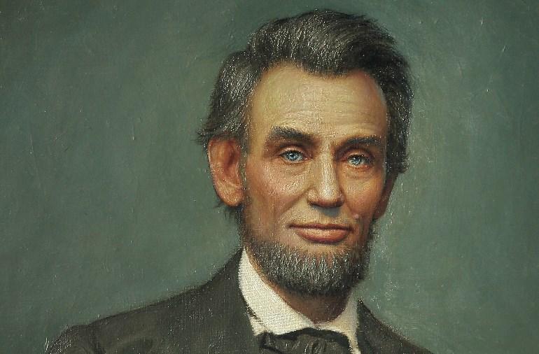 Авраам Линкольн с бородой