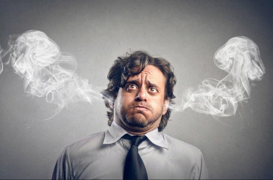 Стресс пагубно влияет на рост бороды