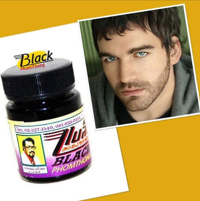 Blackphomthong мазь для бороды