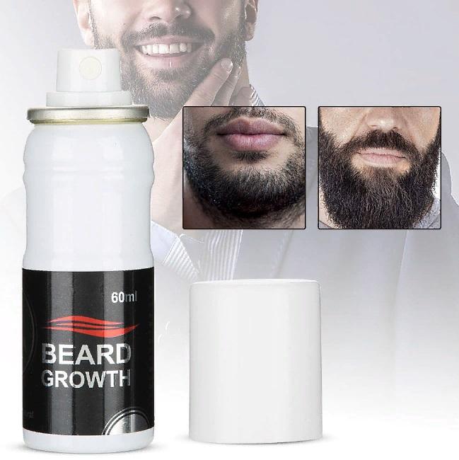 Спреи для роста бороды