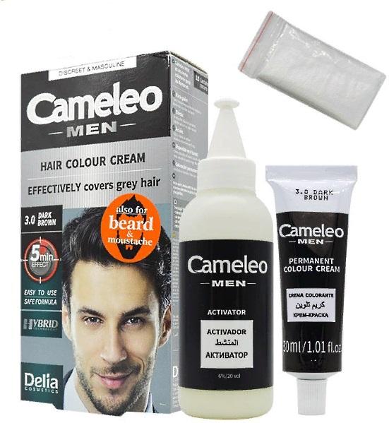 Delia краска для бороды