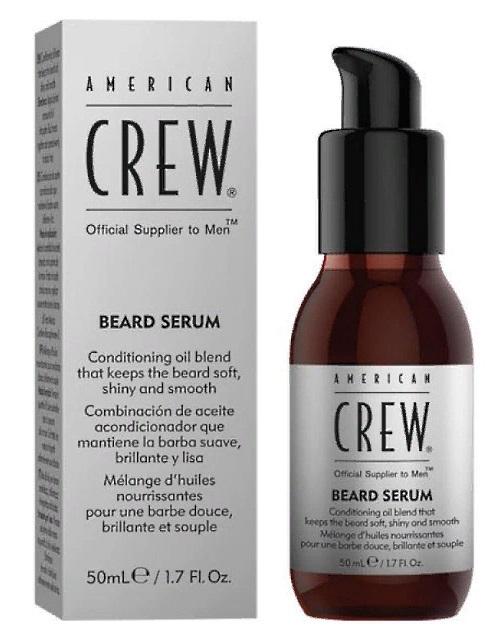 Краска для бороды American crew