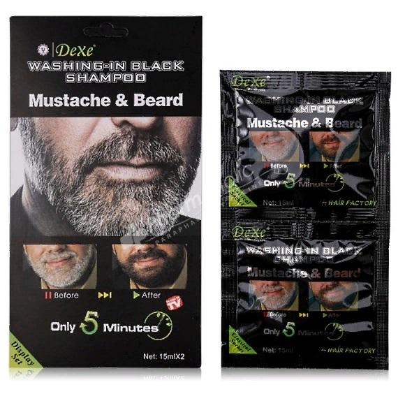 Dexe краска для бороды