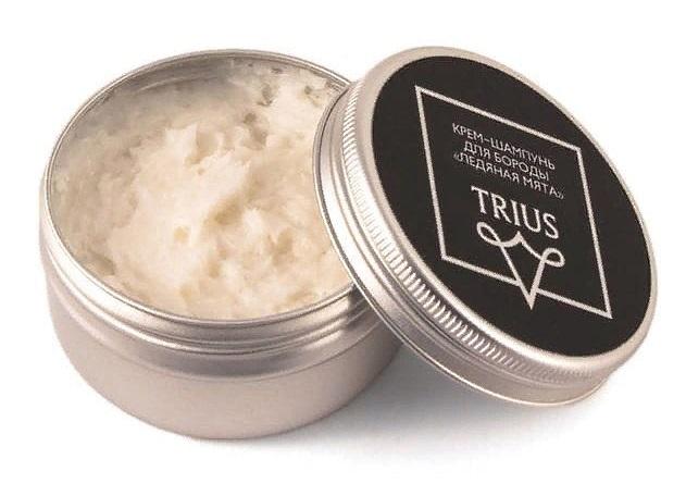 Шампуни Trius для бороды