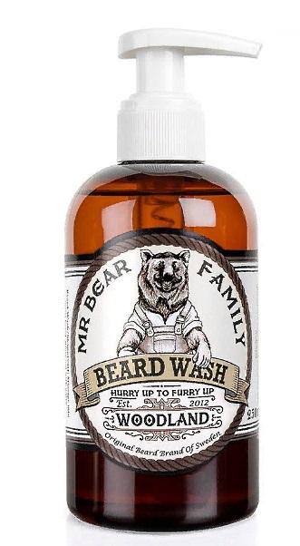 Шампуни для бороды Mr bear family