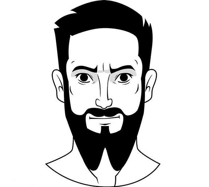 Борода Вилка